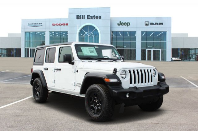 Jeep Wrangler Unlimited Sport >> New 2019 Jeep Wrangler Sport Sport Utility In Brownsburg Kw569425