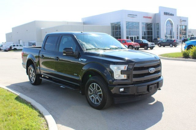 2017 Ford F 150 Lariat With Navigation 4wd