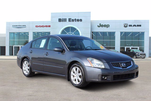 Pre-Owned 2008 Nissan Maxima 3.5 SL