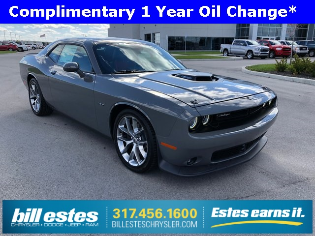 New 2019 Dodge Challenger R T Coupe In Brownsburg K3177 Bill