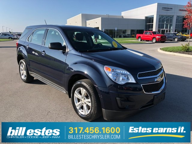 Great Pre Owned 2015 Chevrolet Equinox LS