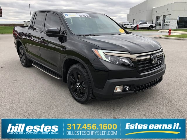 Pre Owned 2017 Honda Ridgeline Black Edition