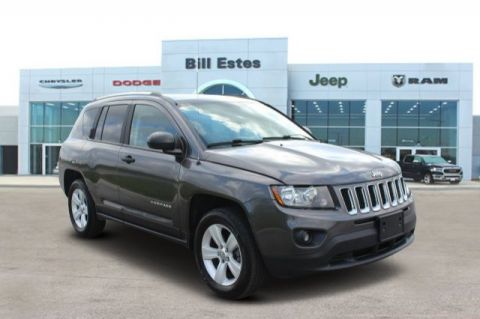 Pre-Owned 2014 Jeep Compass Sport
