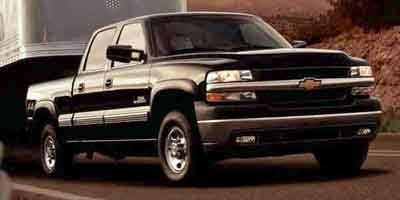 Pre-Owned 2002 Chevrolet Silverado 2500HD LT