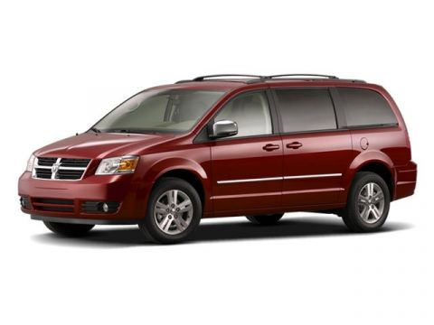 Pre-Owned 2009 Dodge Grand Caravan SXT